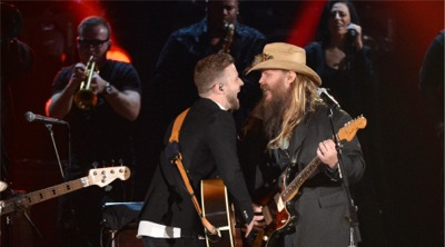 We Have Video Teases Of The New Justin Timberlake/Chris Stapleton Duet