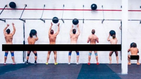 This Gym Lets You Work Out In The Nude