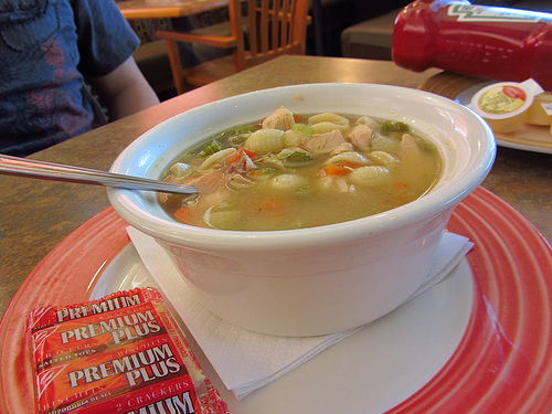 You May Need This Soup!  I Did