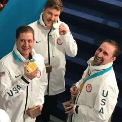 It Was An Awkward Moment For The US Curling Team
