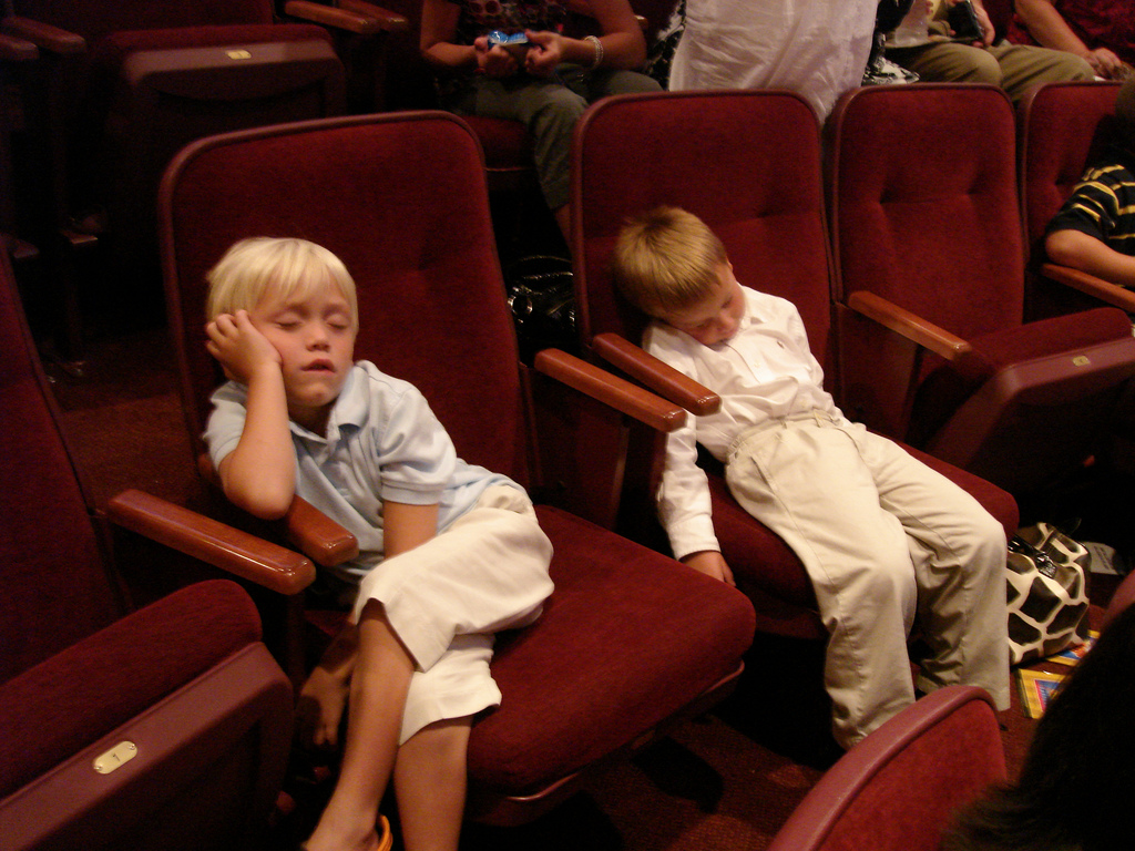 10 Tips For Making Your Kid's First Movie Theater Experience A Good One
