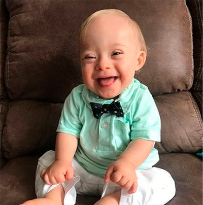 The New Gerber Baby Makes History