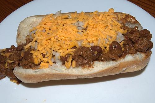 Opening Day!  Hot Dog!