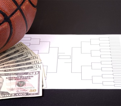 10 Billion Bet On The NCAA Tourney, But Play Our Bracket Buster For Free!