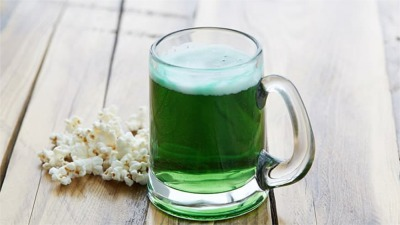 Green Beer!  Here Is How To Make It