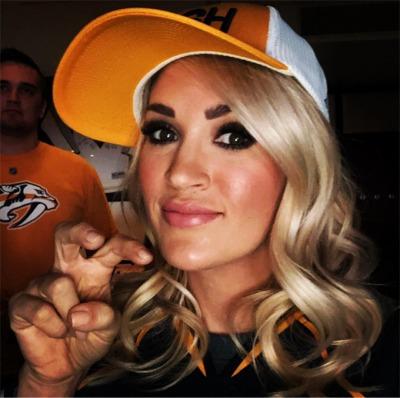 Carrie Underwood Reveals Her Scars