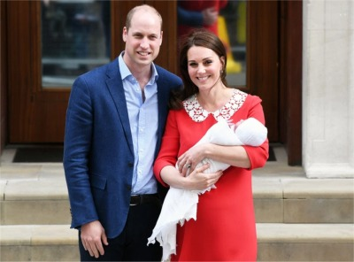 We Have Details On Yesterday's Royal Birth