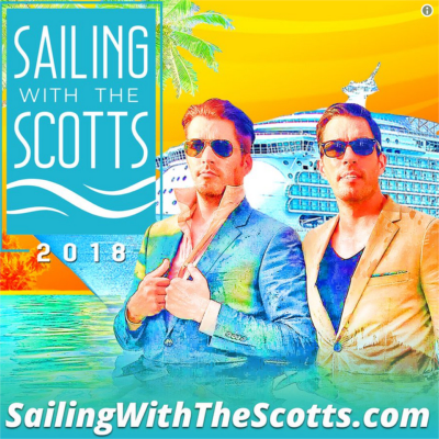 The Property Brothers Are Ready To Set Sail