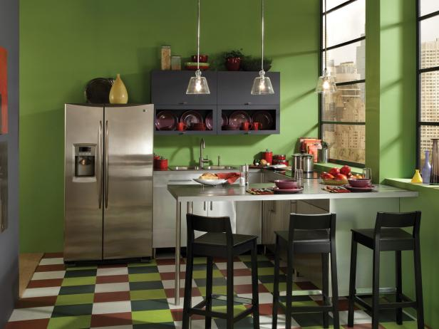 What Is The Best Color To Paint Your Kitchen?