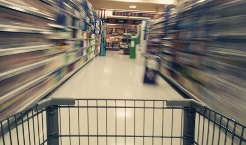 84% of Men Think They Are The Primary Grocery Shoppers!