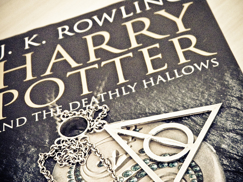 "Why I Like Today: Two New ""Harry Potter"" Books This October!"
