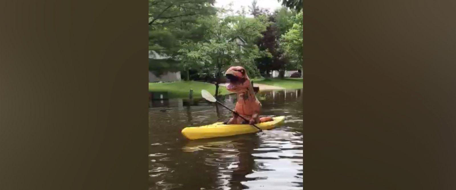 T-Rex Fun