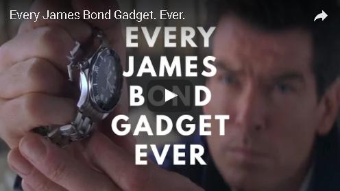 James Bond Is Back For 2019