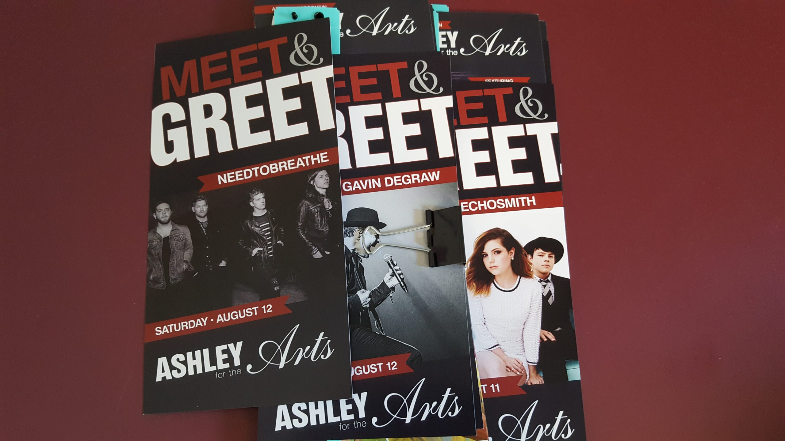 Win Meet & Greets With Echosmith!