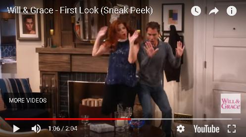 Will & Grace Returns: Sneak Peek