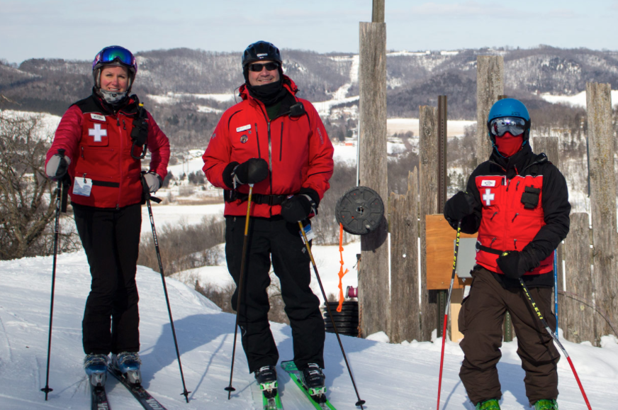 Mt La Crosse Ski Patrol Swap Sale