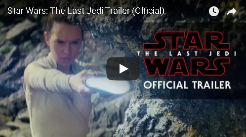 Star Wars: The Last Jedi- Official Trailer
