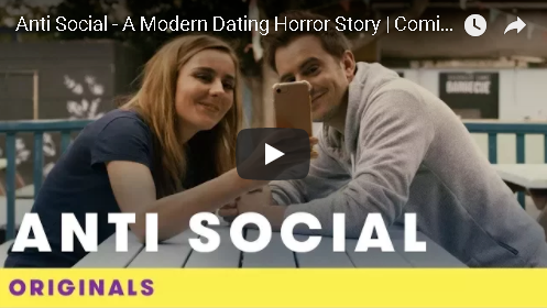 Anti Social- A Modern Dating Horror Story