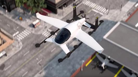 Uber & NASA Want To Develop A Flying Car Service