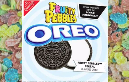 """Mystery Oreo"" Flavor Has Been Revealed"