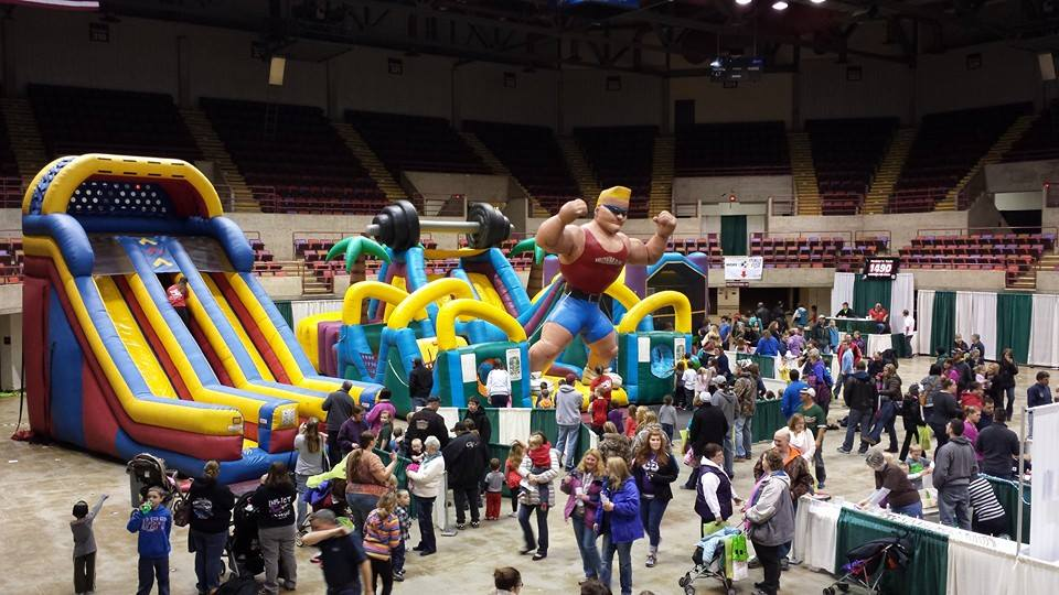 Cure The Kid's Cabin Fever With Family Fest