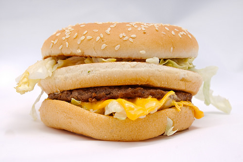 Fond du Lac Man Eats Milestone 30,000th Big Mac