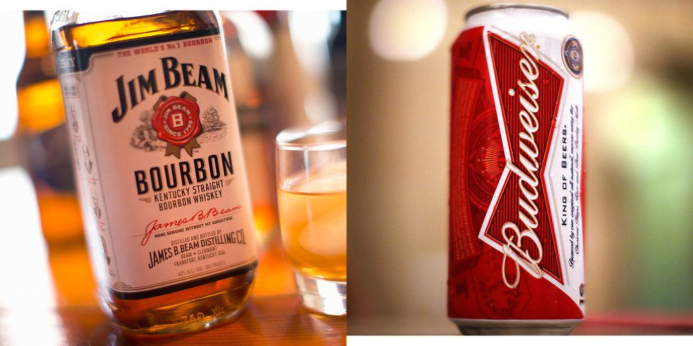 Budweiser and Jim Beam Are Making a Beer Together