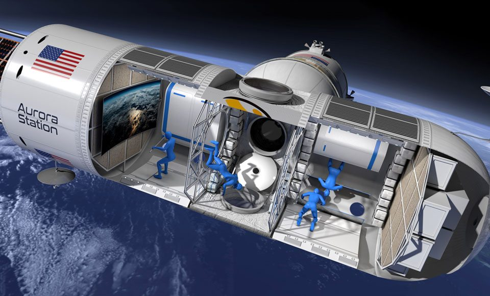 Want to Live in Space?