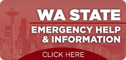 WA State Emergency Help & Info