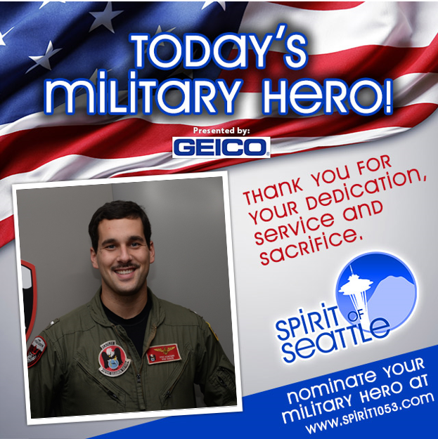 Recognizing Your Military Hero - Kyle Atakturk
