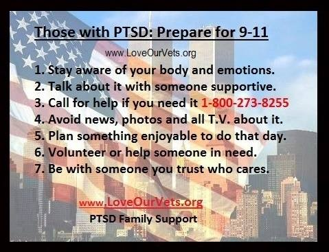 9-11 and PTSD: Can We Still Be Traumatized?