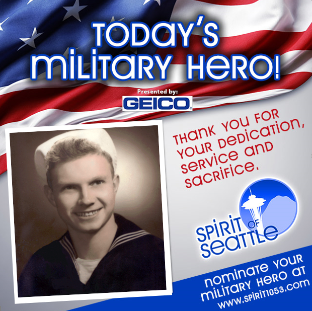 Recognizing Your Military Hero- W. Ray Macbeth