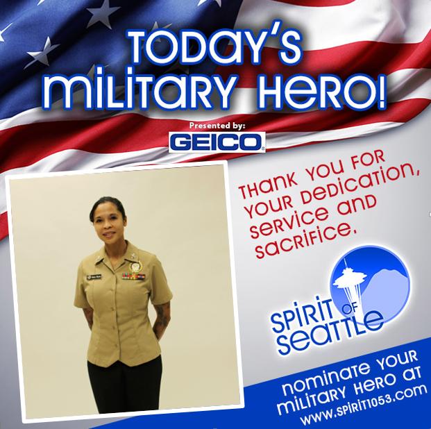 Recognizing Your Military Hero - Marta Martin