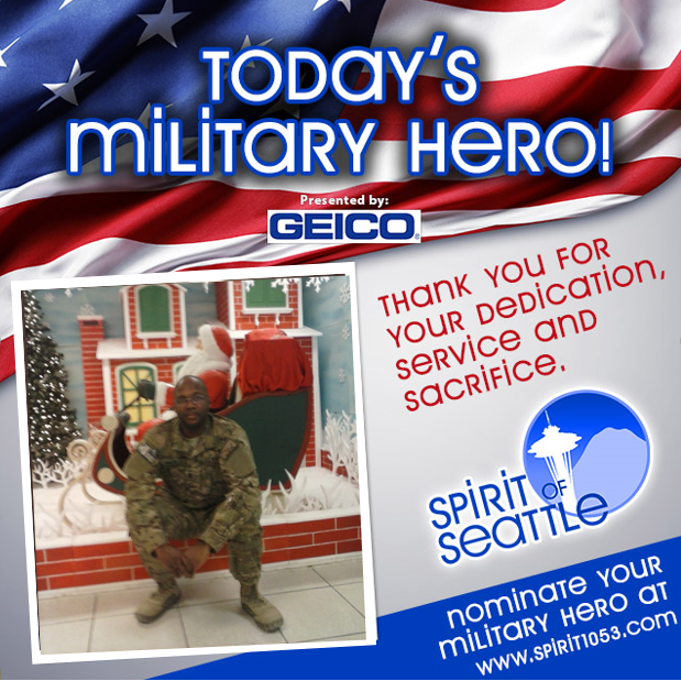 Recognizing Your Military Hero - Andrew Hankerson