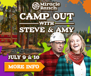 10 Reasons To Go Camping with Steve & Amy