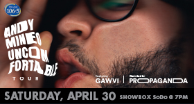 Andy Mineo at Showbox SoDo April 30, 2016