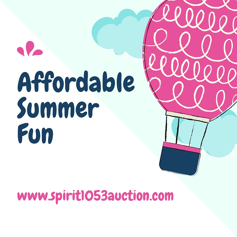 Affordable Summer Fun