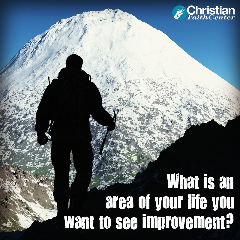 Daily Devotion: Improving on Purpose