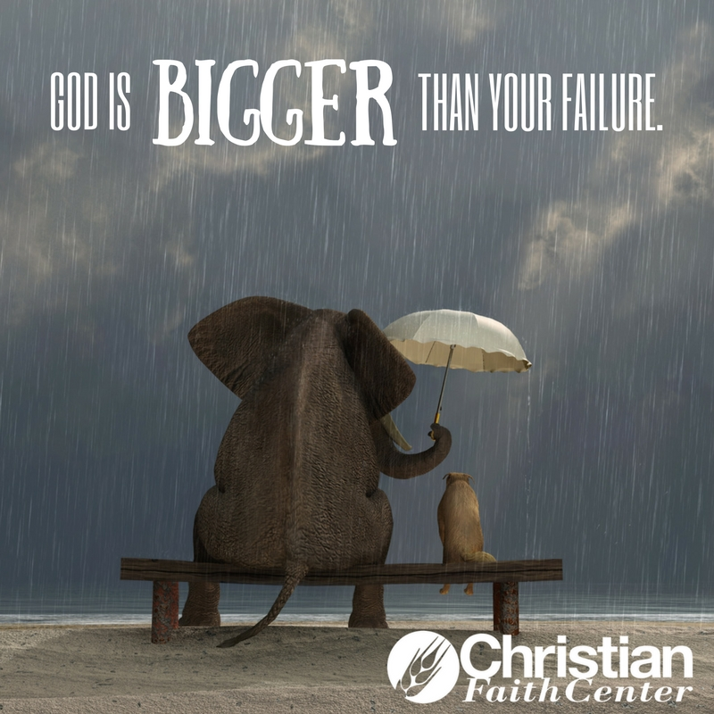 Daily Devotion: You are Not a Failure