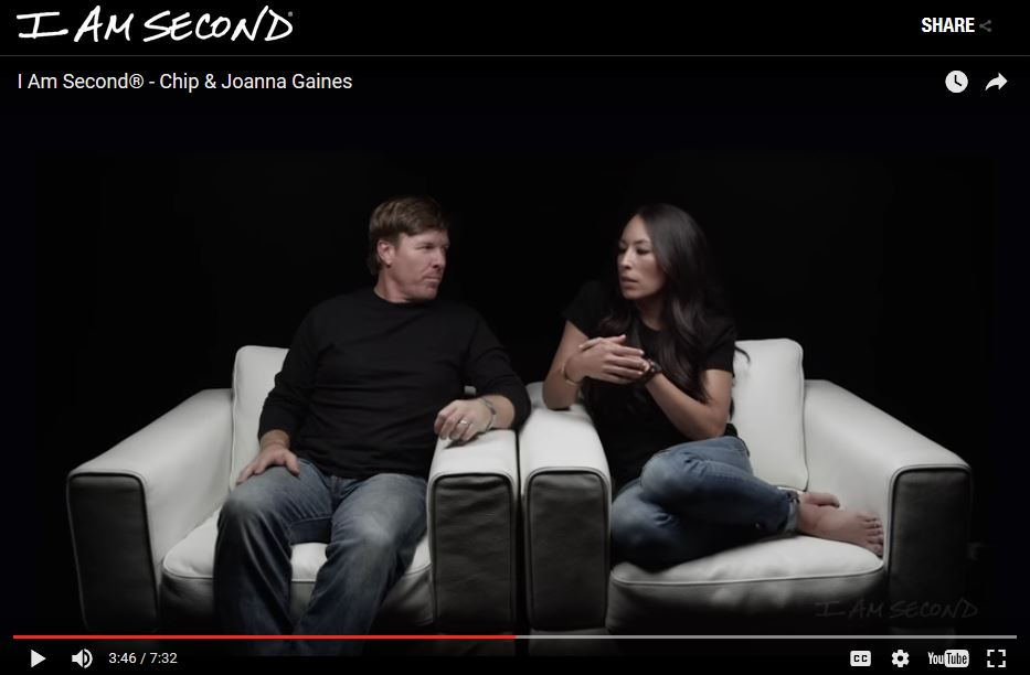 Chip & Joanna Gaines - Their Delightful Story