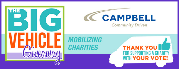 CAMPBELL NISSAN MOBILIZES A LOCAL CHARITY