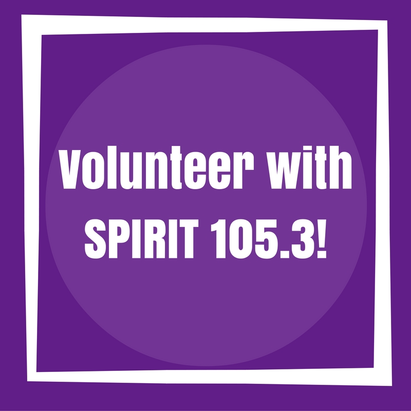 SPIRIT 105.3 Needs Your Help!