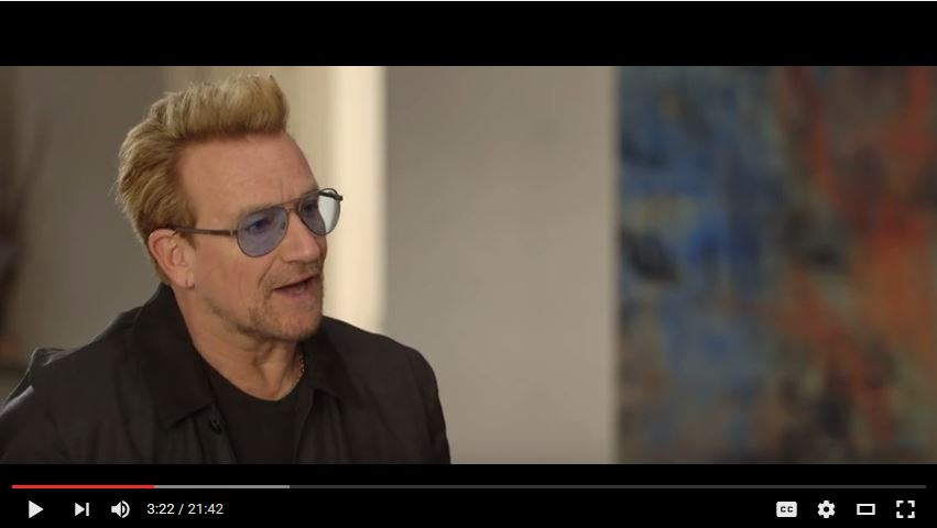 The Psalms - Bono & Eugene Peterson