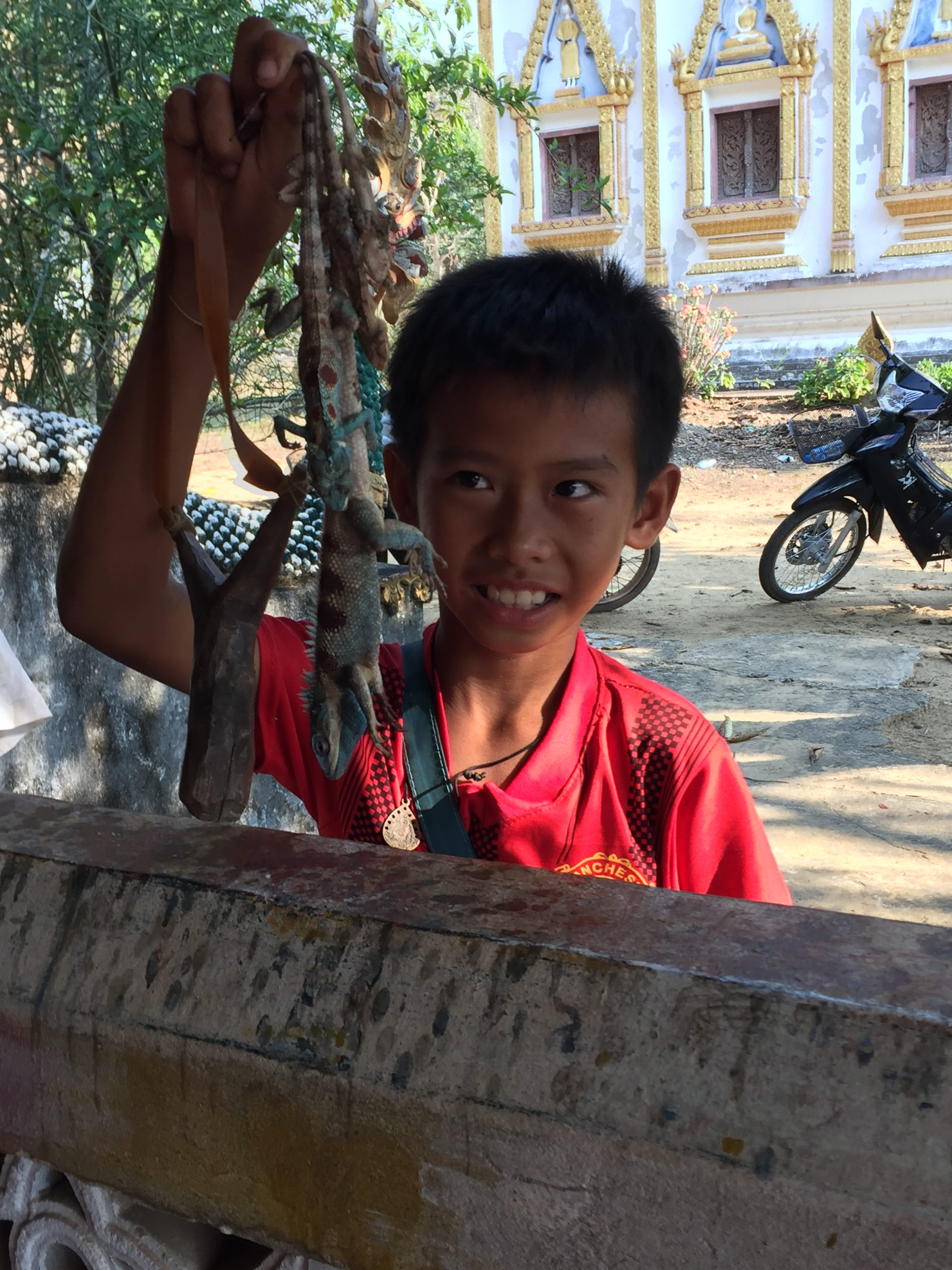 An Update from Thongkouang, Laos