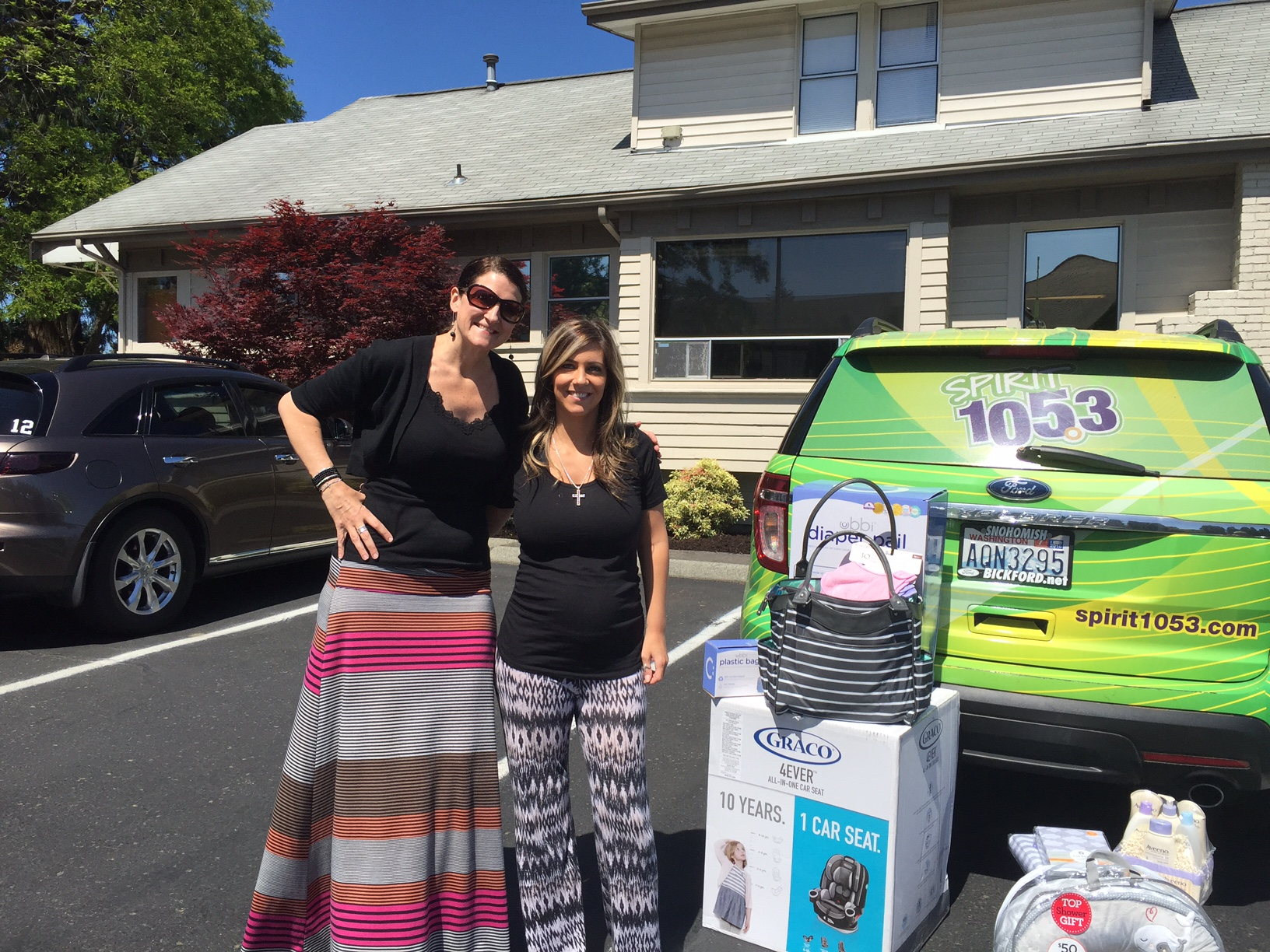 VIDEO: Our Mother's Day Big Give Winner