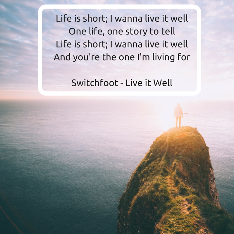 How Are You Living Well?