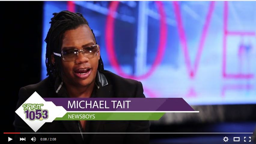 VIDEO: Michael Tait on Being Single