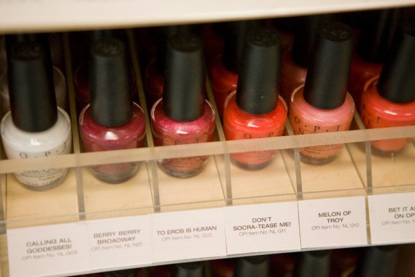 Beauty Conversations: Ugh… I chipped a nail, again!