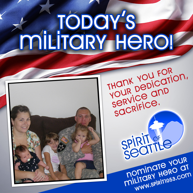 Recognizing Your Military Heroes - Tim Ploe