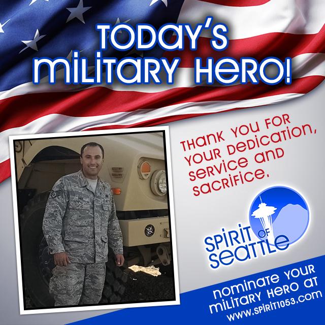 Recognizing Your Military Hero - Scott Fry